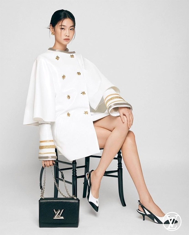 Squid Game breakout star Jung Ho Yeon becomes global ambassador for luxury fashion house Louis Vuitton