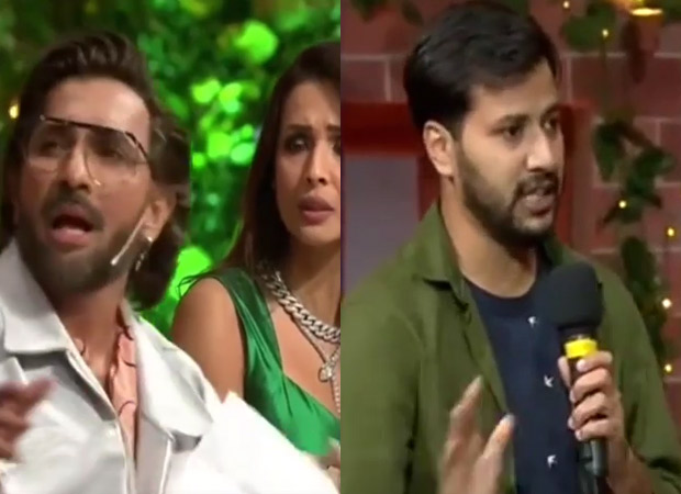 The Kapil Sharma Show Audience member demands his money back from Terence Lewis, threatens to stop the show (1)