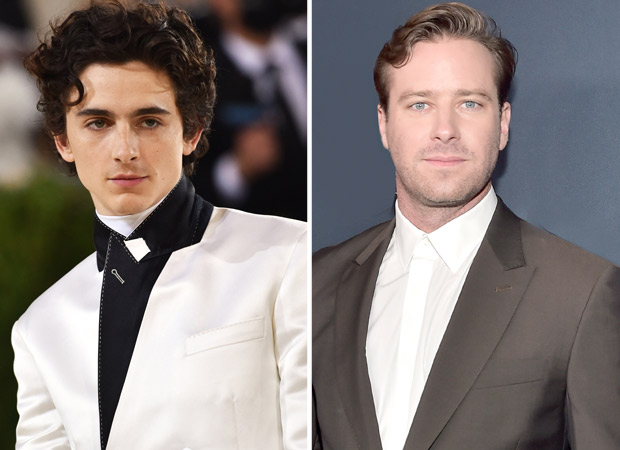 Timothée Chalamet reacts to his Call Me By Your Name co-star Armie Hammer's sexual assault allegations