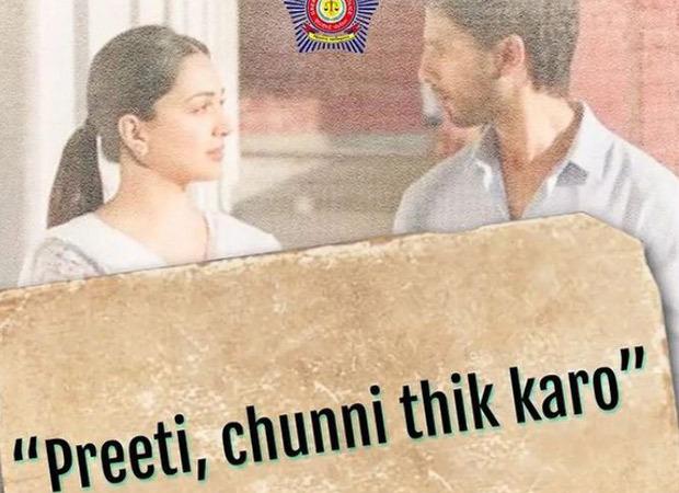 From Maalamaal, Dabangg, to Kabir Singh, Mumbai Police uses movie dialogues to call out misogyny