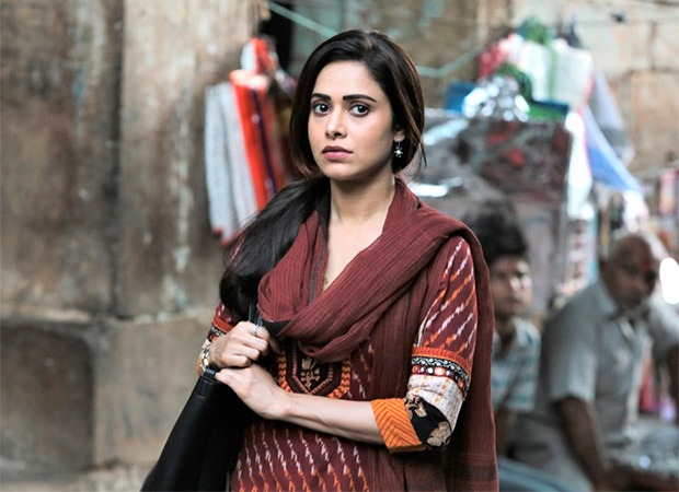 Nushrratt Bharuccha injures herself while shooting for the Holi song sequence of Janhit Mein Jaari