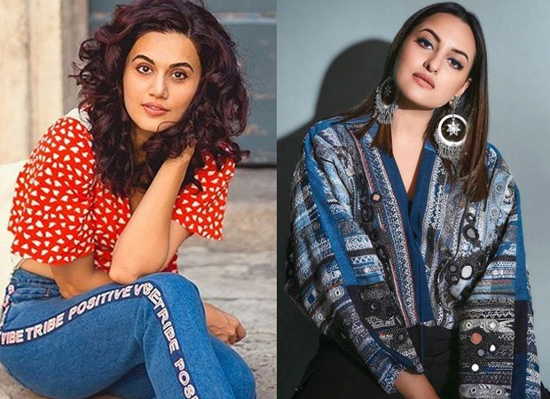 Taapsee Pannu reacts to Sonakshi Sinha's comment on star kids also losing out on films