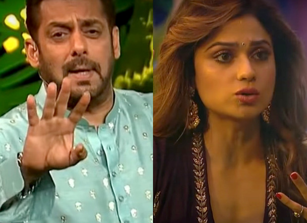 Bigg Boss 15: Salman Khan takes Raj Kundra's name; Shamita Shetty reacts