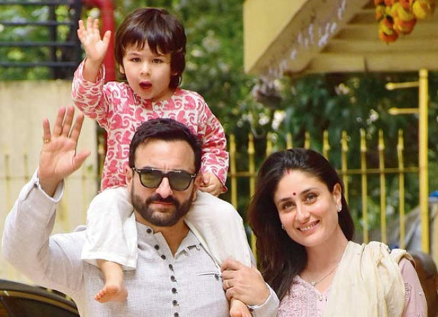 Saif Ali Khan reveals how Taimur changed after his baby brother Jeh Ali Khan's birth